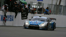 Nissan GT-R Takes Win Three at Super GT