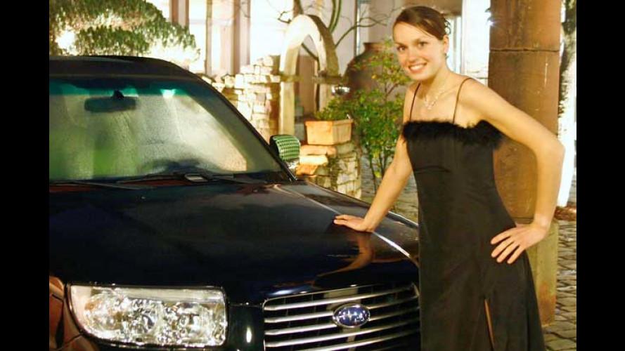 Die Wahl zur Subaru Allrad-Lady 2006 ist entschieden