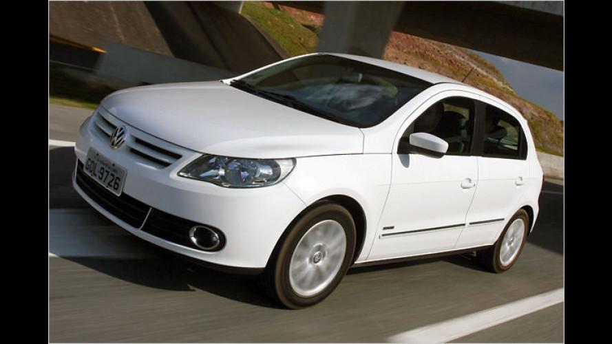 VW Gol: Ein neuer Volkswagen für den brasilianischen Markt