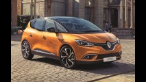 Renault Scenic 2017 tem primeira foto oficial divulgada