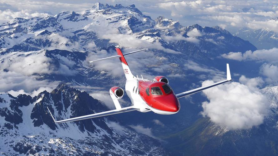 HondaJet'in hız rekoru onu göklerin spor otomobili yapıyor