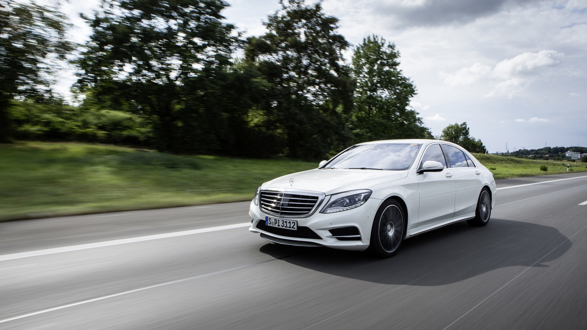 2017 mercedes s class gets new biturbo v8 and inline six engines. Black Bedroom Furniture Sets. Home Design Ideas