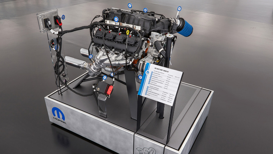 Mopar crate engine kits make it easier to put a Hemi in your hot rod