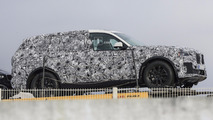 2019 BMW X7 spy photo