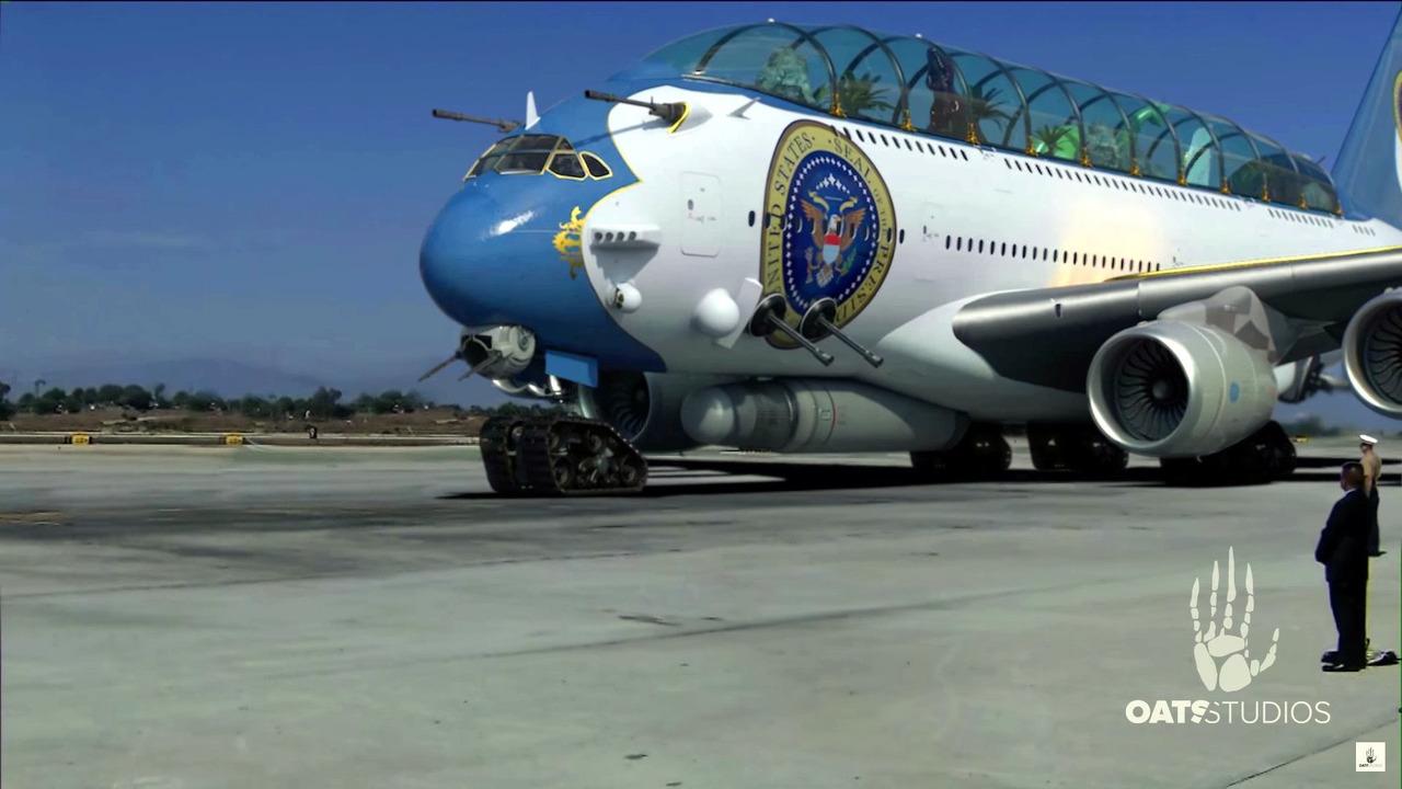 Presidential transportation