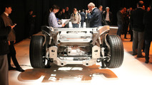 Faraday Future FF 91 VPA chassis