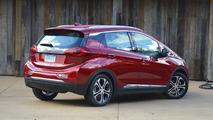 2017 Chevrolet Bolt: İlk Sürüş