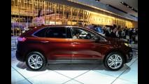 Ford inaugura fábrica para produzir Novo Edge