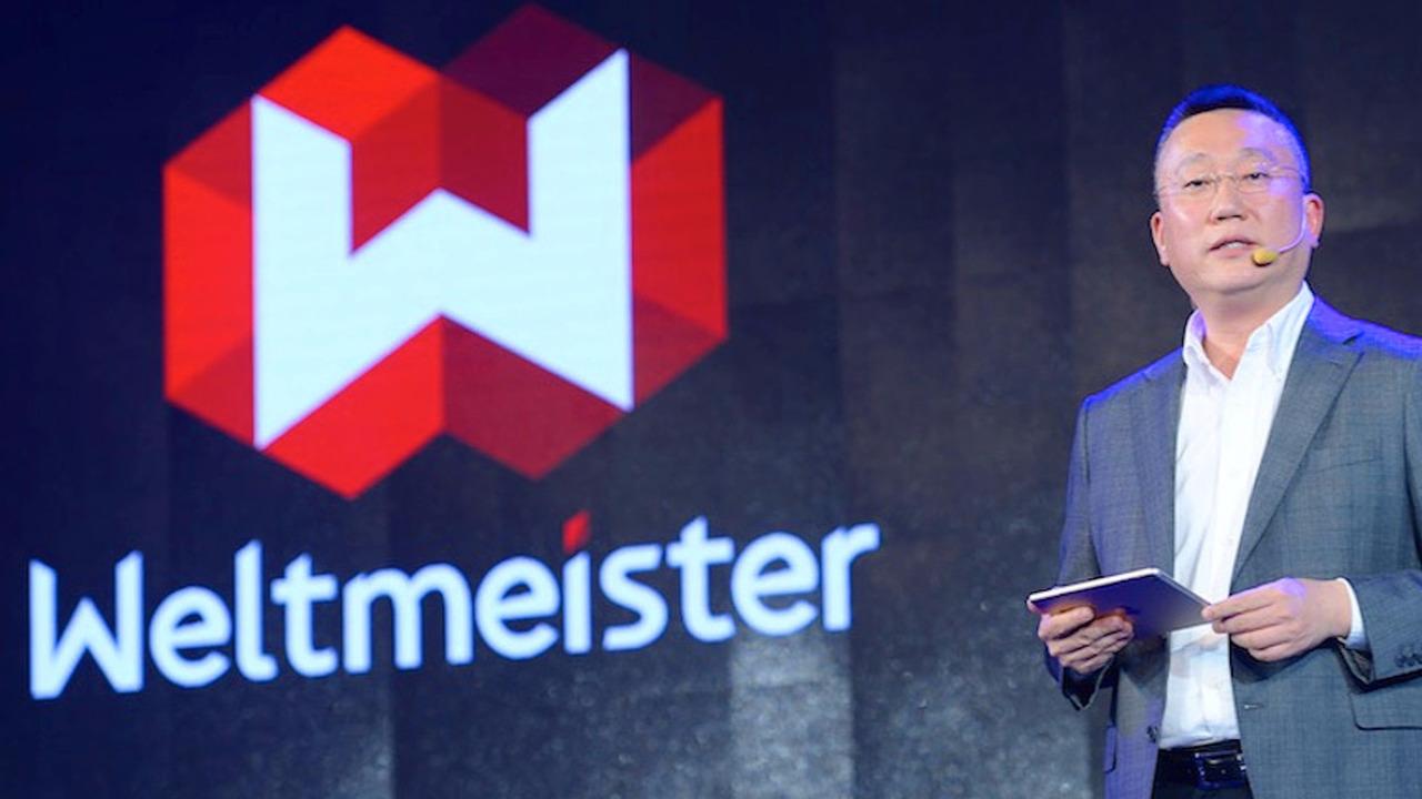 weltmeister logo