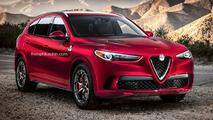 Alfa Romeo Stelvio XL