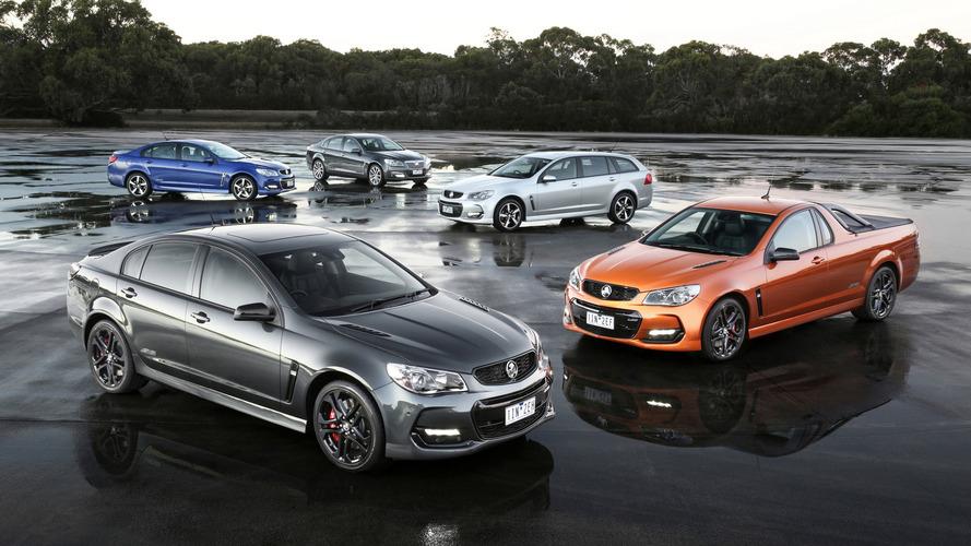 Final Australian-built Holden Commodores won't last long