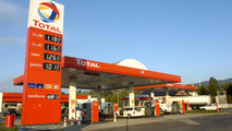 Total benzin istasyonu