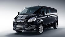 Ford Transit Black Edition