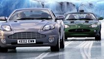 Spécial 007 - La Jaguar XKR de Zao