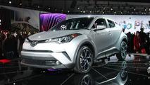 2018 Toyota C-HR: LA 2016