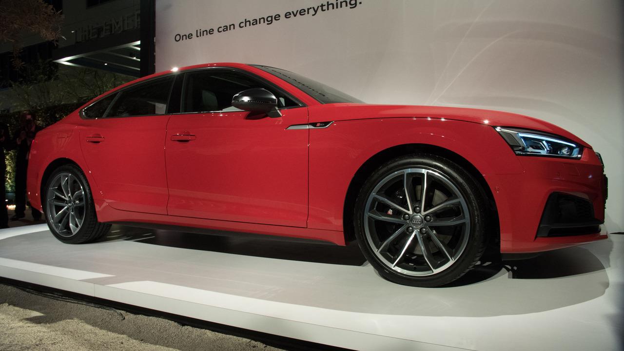 Audi a5 sportback 2017 launch date 11