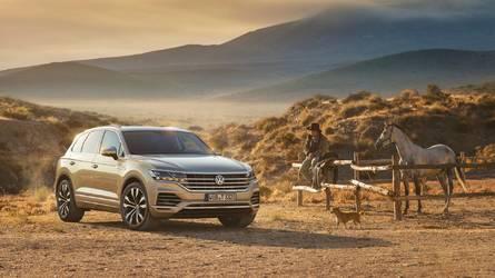 2018 Volkswagen Touareg İlk Sürüş: Volkswagen'in yeni yıldızı