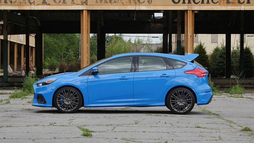 8 Things We'll Miss About The Ford Focus RS
