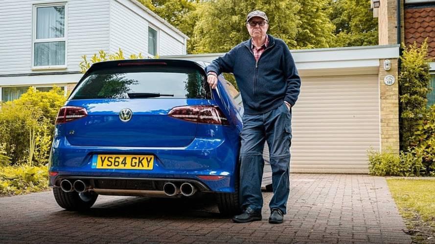 Cet homme de 75 ans a doublé la puissance de sa Golf R !