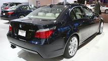 New BMW 5 Series Makes US Debut at NYIAS