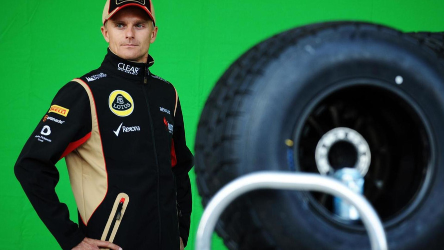 Kovalainen admits 2014 Caterham seat likely