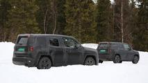 2015 Jeep Junior spy photo