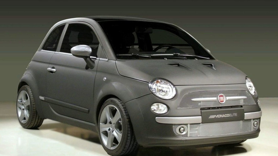 Fiat 500 M Sports Kit by Monaco Elite