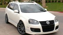 2009 Volkswagen Jetta TDI SportWagen