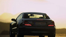 New Generation Mercedes SL 500