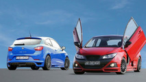 JE Design Seat Ibiza SportsCoupe & 5-door