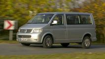 New VW Caravelle