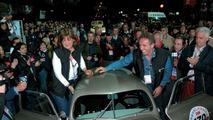 Cane/Galliani winners BMW 328 Mille Miglia Coupe