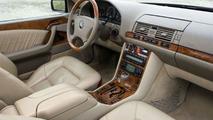 1992: Mercedes-Benz SEC Coupe