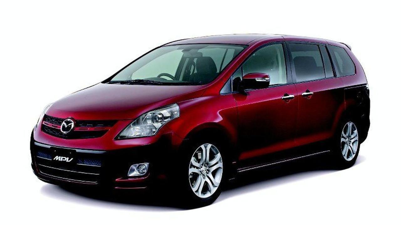 Mazda MPV (Mazda8) to Hong Kong