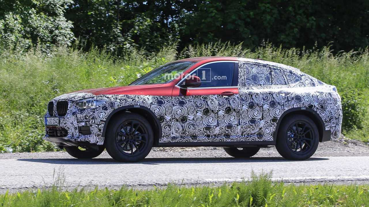 2019-bmw-x​4-spy-phot​o
