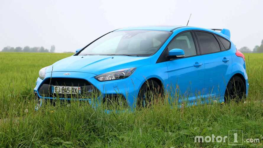 Essai Ford Focus RS (2017)