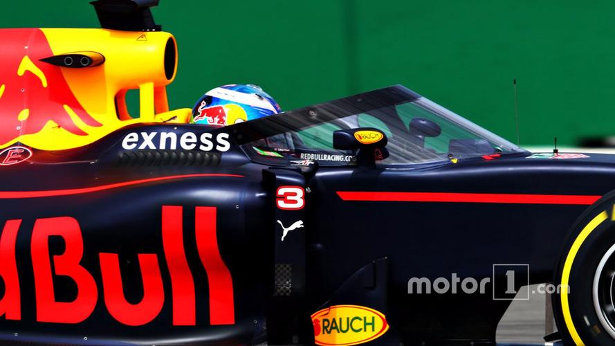 F1 Halo cockpit cover