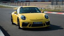 Porsche 911 GT3 Nurburgring