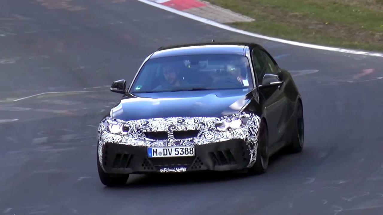BMW M2 CS casus Video