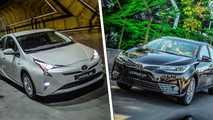 Briga em Casa - Toyota Prius x Corolla