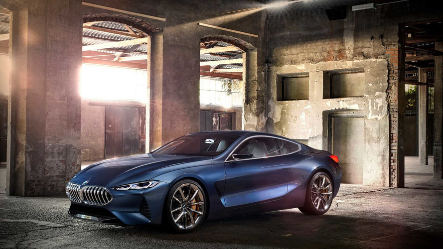 BMW Concept 8 Series Revealed At Villa d'Este