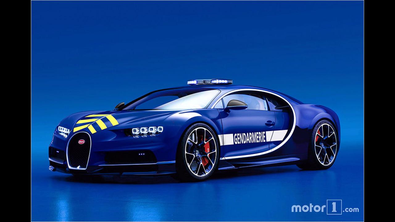 Motor1: Ein Chiron für die Gendarmerie