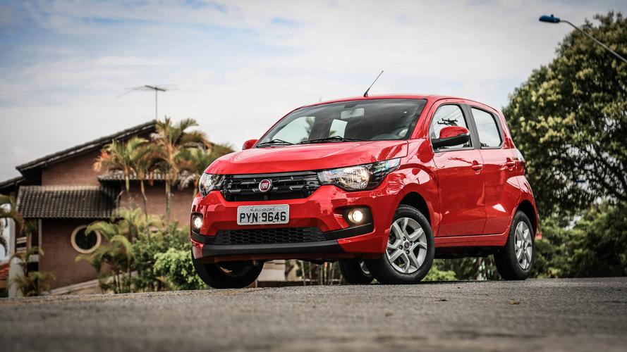 Fiat divulga tabela com aumentos de preços em outubro