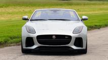 2017 Jaguar F-Type SVR Convertible: Review