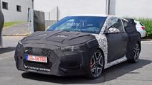 2019 Hyundai Veloster N spy photo