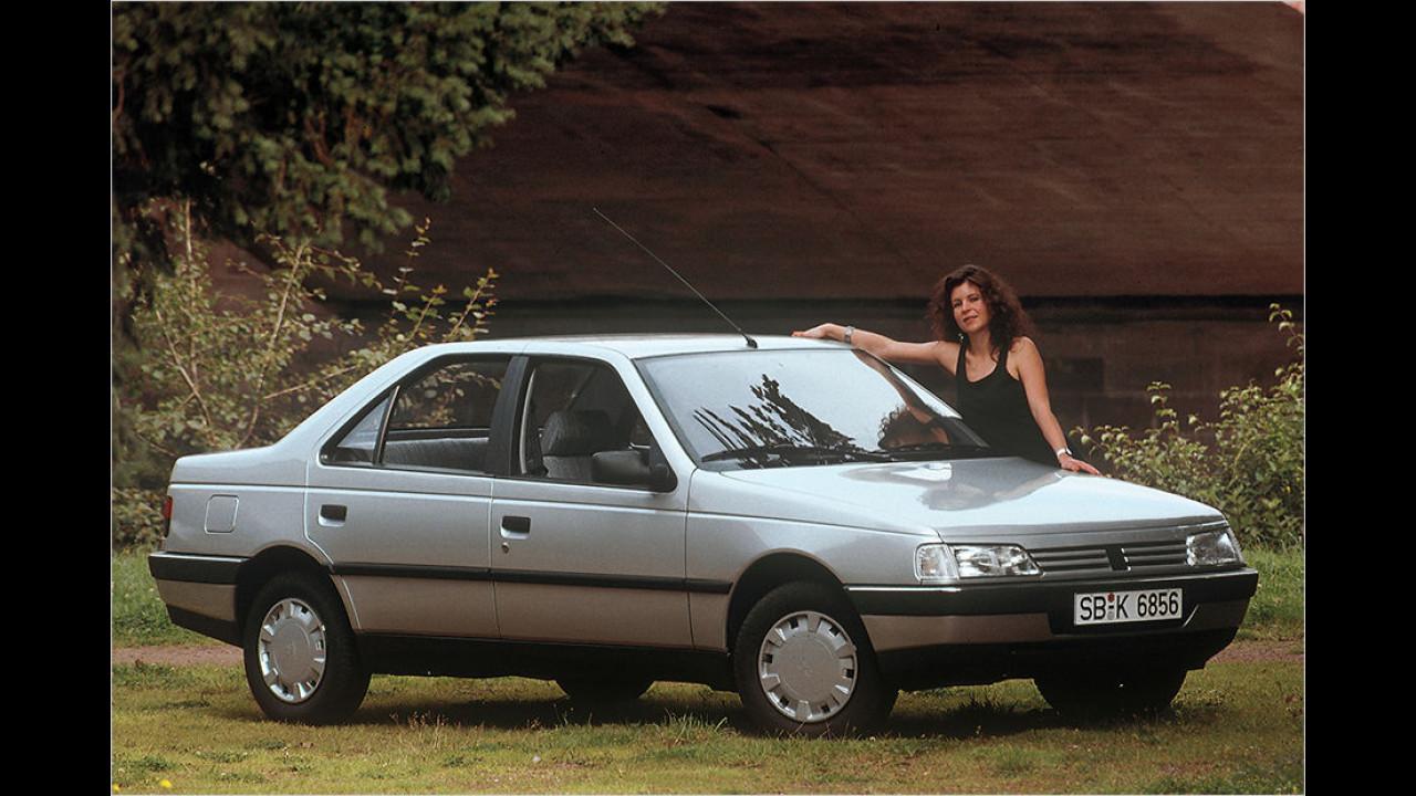 Peugeot 405 (1987)