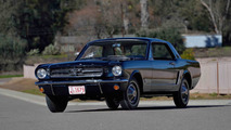 First Ford Mustang Coupe Auction
