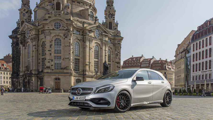 2017 Mercedes-AMG A 45 Review