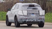 2012019 Lincoln MKX spy photo