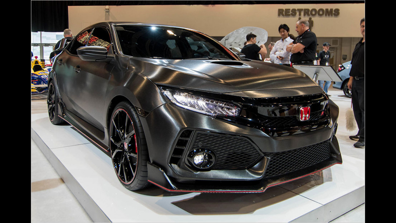 Honda Civic Type R Prototyp